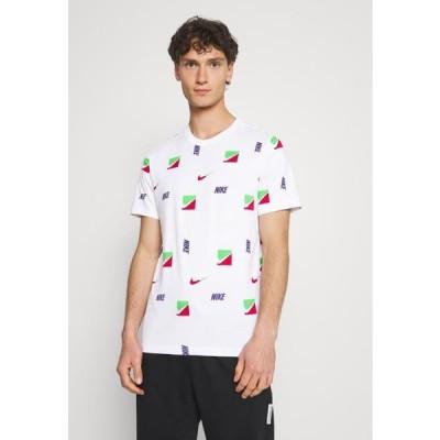ナイキ メンズ ファッション TEE BRANDRIFF - Print T-shirt - white