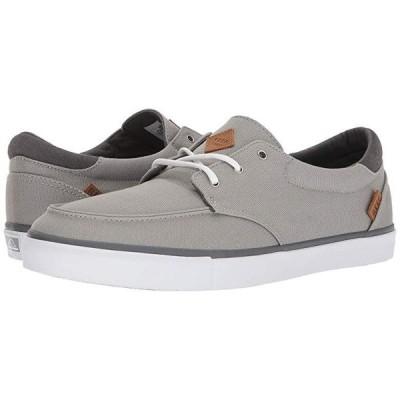 リーフ Deckhand 3 メンズ スニーカー 靴 シューズ Grey/White