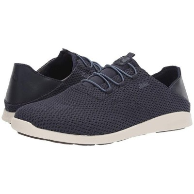 OluKai 'Alapa Li メンズ スニーカー 靴 シューズ Trench Blue/Trench Blue