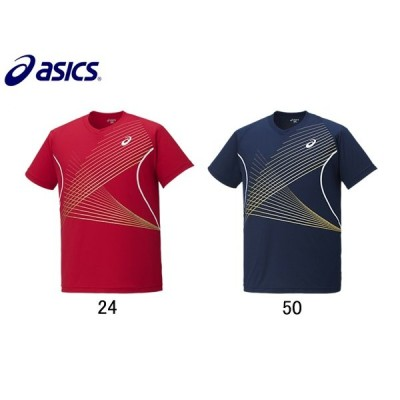 アシックス asics メンズ プラシャツHS ランニング トレーニング Tシャツ 半袖