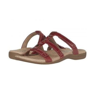 taos Footwear タオス レディース 女性用 シューズ 靴 サンダル Nifty - Red