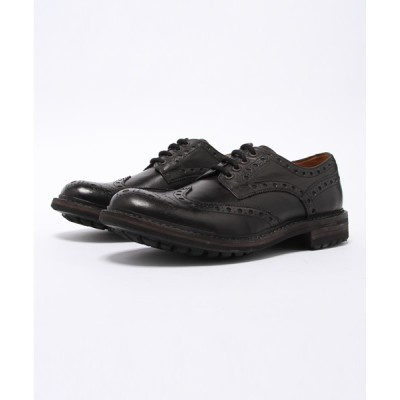 ANDEX shoes product / London Shoe Make / ロンドンシューメイク ≪グッドイヤーウェルト製法≫ ダブルラバーソール ウィングチップ 611 MEN シューズ > ドレスシューズ