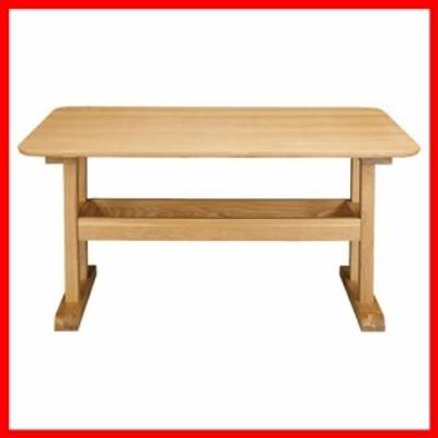 [10%OFFクーポン配布中]テーブル 机 デリカ ダイニングテーブル HOT-456NA ナチュラル[プラザセレクト] 送料無料