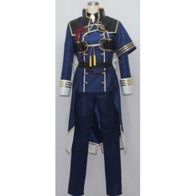 刀剣乱舞 鳴狐 マスク付き コスチューム パーティー イベント コスプレ衣装CC-1430