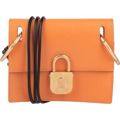 ジャスト カヴァリ JUST CAVALLI レディース ハンドバッグ バッグ handbag Orange