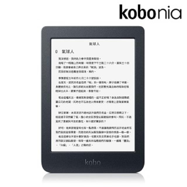 樂天Kobo Nia 6吋電子書閱讀器