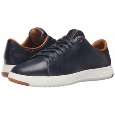 Cole Haan コールハーン メンズ 男性用 シューズ 靴 スニーカー 運動靴 GrandPro Tennis Handstain Sneaker Blazer Blue【送料無料】