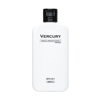 【公式】VERCURY バーキュリー 化粧水 医薬部外品 メンズ 100mL 約1ヶ月分[ 保湿 シワ改善 シミ予防 ]