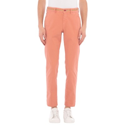 EM'S OF MASON'S パンツ 赤茶色 46 コットン 96% / ポリウレタン 4% パンツ