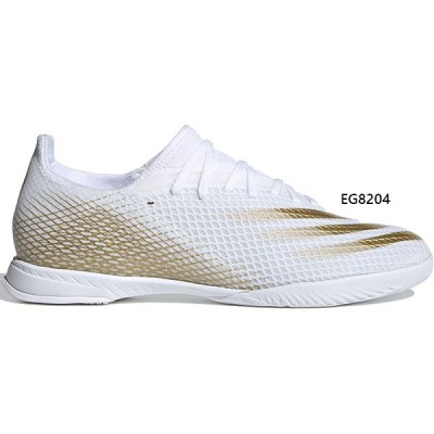 アディダス メンズ エックス ゴースト.3 IN インドア用 X Ghosted.3 Indoor Boots フットサルシューズ 室内用 トレーニング EG8204