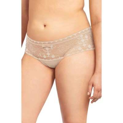 シャンテル CHANTELLE LINGERIE レディース ショーツのみ インナー・下着 Chantelle Daylight Hipster Panties Nude Blush