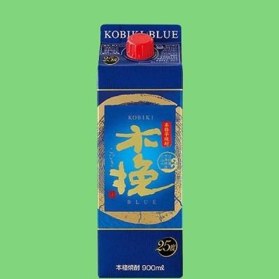 雲海 木挽 ブルー(BLUE) 芋焼酎 焼酎 25度 900mlパック(2)
