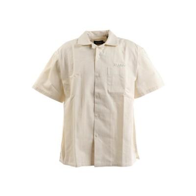 エクストララージ(XLARGE) オープンカラー 半袖シャツ 101202014010 WHT (メンズ)