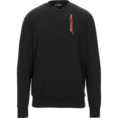 ポリシーン オプティクス POLYTHENE* メンズ スウェット・トレーナー トップス sweatshirt Steel grey