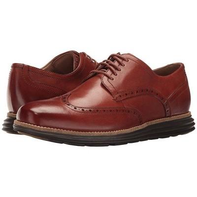 コールハーン Original Grand Shortwing メンズ オックスフォード Woodbury Leather/Java