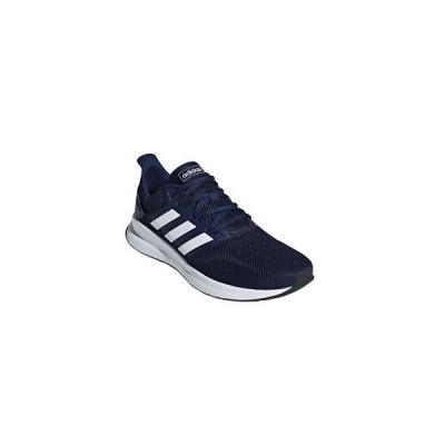 adidas/アディダス  adidas FALCONRUN M ランニングシューズ 29.0cm (ダークブルー/フットウェアホワイト) F36201