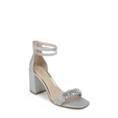ジュウェルダグレイミシュカ レディース サンダル シューズ Women's Natala Block Heel Evening Sandal