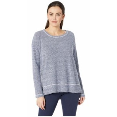Mod-o-doc モドオードック 服 スウェット Boxy Drop Shoulder Sweater