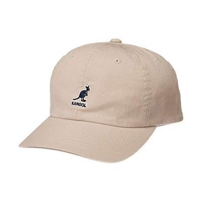 [カンゴール] ローキャップ KANGOL Washed Baseball 100169220 メンズ KHAKI 日本 ONE SIZE
