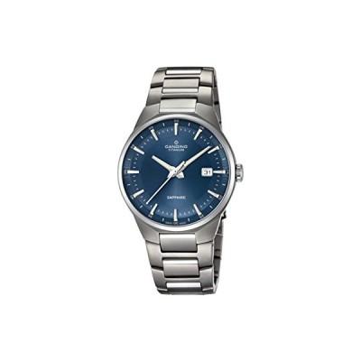 Candino Mens Analogue Classic Quartz Watch with Titanium Strap C4605/3 並行輸入品