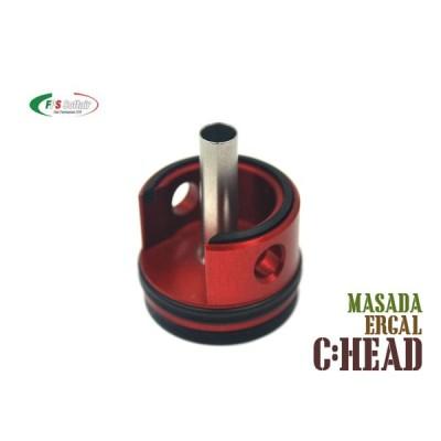 FPS CNC ジュラルミン シリンダーヘッド for MASADA SCAR MASADA SCAR M60 MK43 インナーパーツ 電動ガン