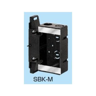 未来工業 SBK-M 高台スライドボックス(10個入)