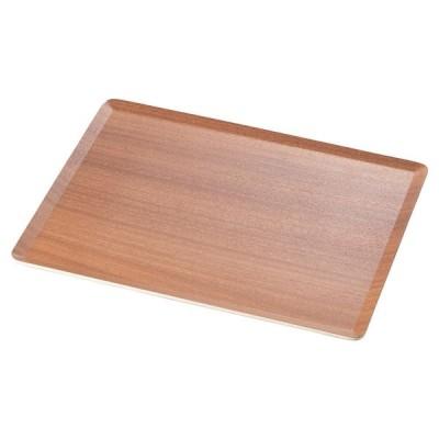 和食器 お盆 / マホガニー長角トレー 36cm 寸法: 36.2 x 28.2cm