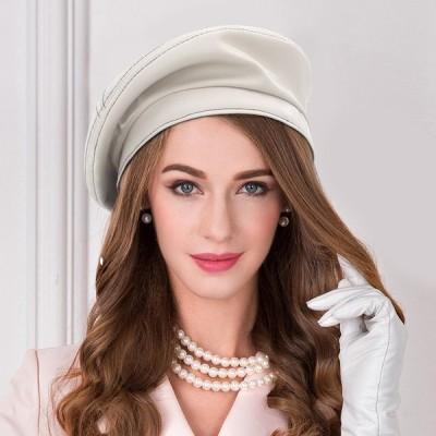 ベレー帽ハットレディース秋冬ハンチング小顔効果無地帽子キャスケットキャップハンチング帽