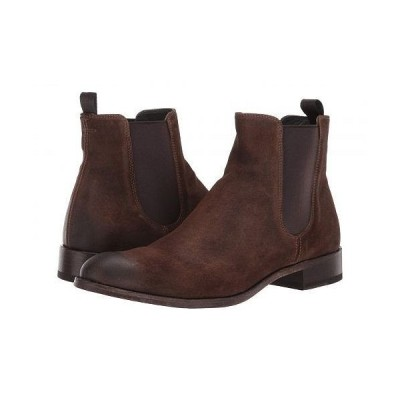 To Boot New York トゥ ブーツ ニューヨーク メンズ 男性用 シューズ 靴 ブーツ チェルシーブーツ Bedell - Brown Suede