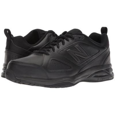 ニューバランス New Balance メンズ スニーカー シューズ・靴 623v3 Black