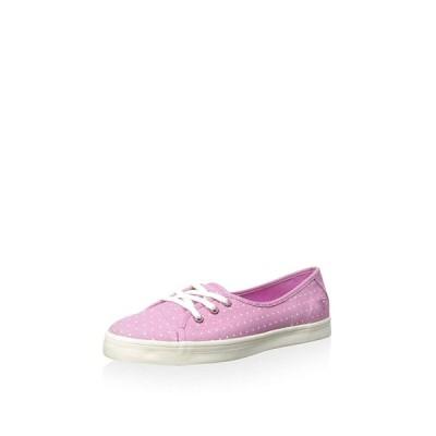 Iris アイリス Polkadot Ladies Shoes ピンク  Pink 43212-407