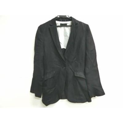 アイシービー ICB ジャケット サイズ9 M レディース 黒【還元祭対象】【中古】