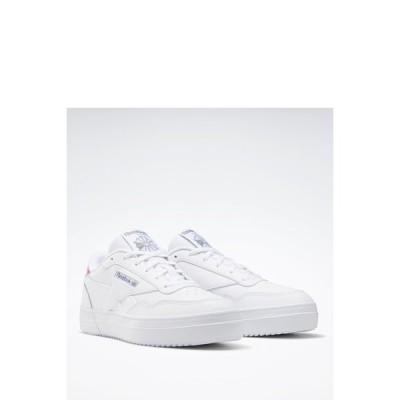 リーボック レディース スニーカー シューズ Club MEMT Bold Sneaker WHITE/COLD GREY 5/WHITE