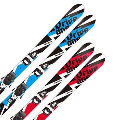 Swallow Ski スワロー ジュニアスキー板 2021 DRIVE ONE + TEAM4 ビンディング セット 取付無料
