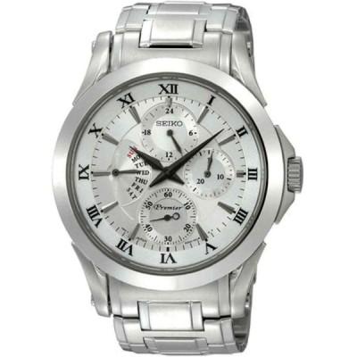 セイコー 腕時計 SEIKO SRL019P1,メンズ Premier,Dress Elegant,SAPPHIRE CRYSTAL,100m WR,SRL019