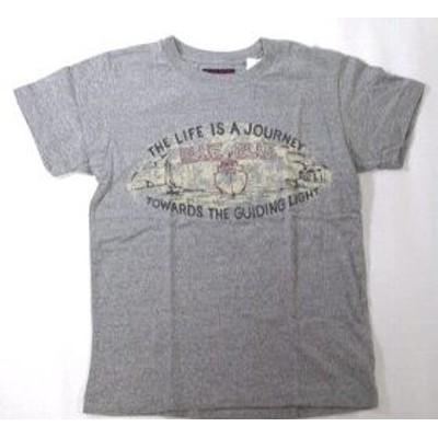 ハリウッドランチマーケット Life is a Journey Tシャツ XS