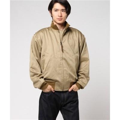 ジャケット ミリタリージャケット 【HOUSTON】タンカースジャケット