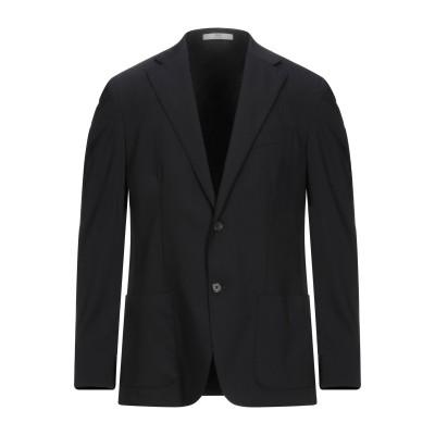 CC COLLECTION CORNELIANI テーラードジャケット ブラック 52 バージンウール 98% / ポリウレタン 2% テーラードジ