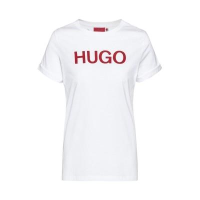 tシャツ Tシャツ ロゴプリント Tシャツ サステナブルストレッチジャージー