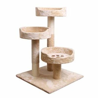 階段猫登山フレーム、猫の木猫スクラッチボードペットショップ猫おもちゃ多(中古品)