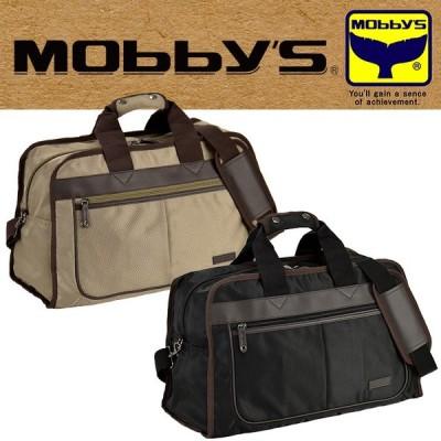 ボストンバッグ メンズ レディース おしゃれ 旅行 出張 1泊 2泊 ゴルフ ショルダー付き 旅行鞄 旅行かばん Mobby's 31131