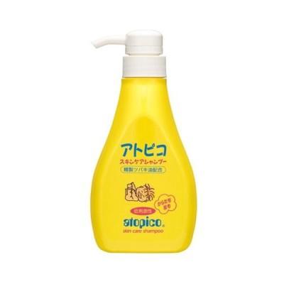 大島椿 アトピコ スキンケアシャンプー 400ml
