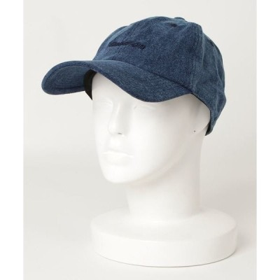 帽子 キャップ Good On/グッドオン GOOD ON EMB CAP INDIGO SHAVE
