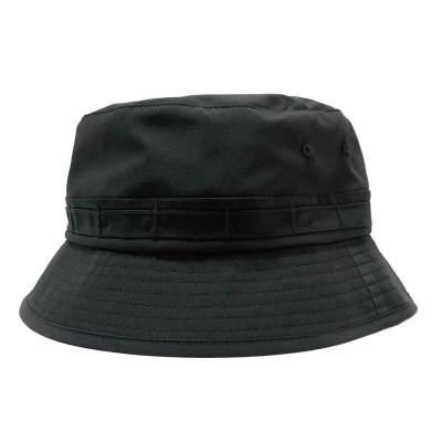 リバーアップ RIVER UP RIPSTOP JUNGLE HAT (BLACK)