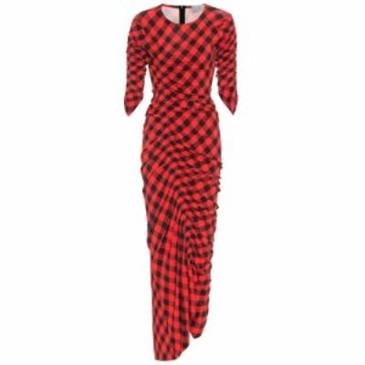 プリーン バイ ソーントン ブルガッジ Preen by Thornton Bregazzi レディース ワンピース ワンピース・ドレス Edana checked dress Cher