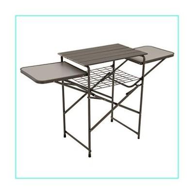 Eureka! Camp Kitchen Portable Folding Camping Cooking Table and Shelf並行輸入品