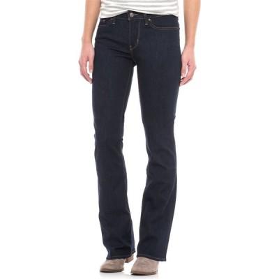 リーバイス Levi's レディース ジーンズ・デニム ブーツカット ボトムス・パンツ levis 715 bootcut jeans Navy