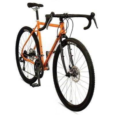 送料無料 ARAYA(アラヤ) クロスバイク MuddyFox CX Gravel (CXG) サンライトイエロー