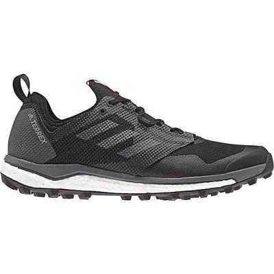 アディダス シューズ メンズ ランニング Adidas Men's Terrex Agravic XT Shoe Ash Grey / White / Yellow Tint