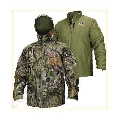 EHG Elite Mossy Oak Sierra Jacket (Mossy Oak Break Up Country, M)並行輸入品